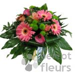 Nos confections Bouquet Cristal
